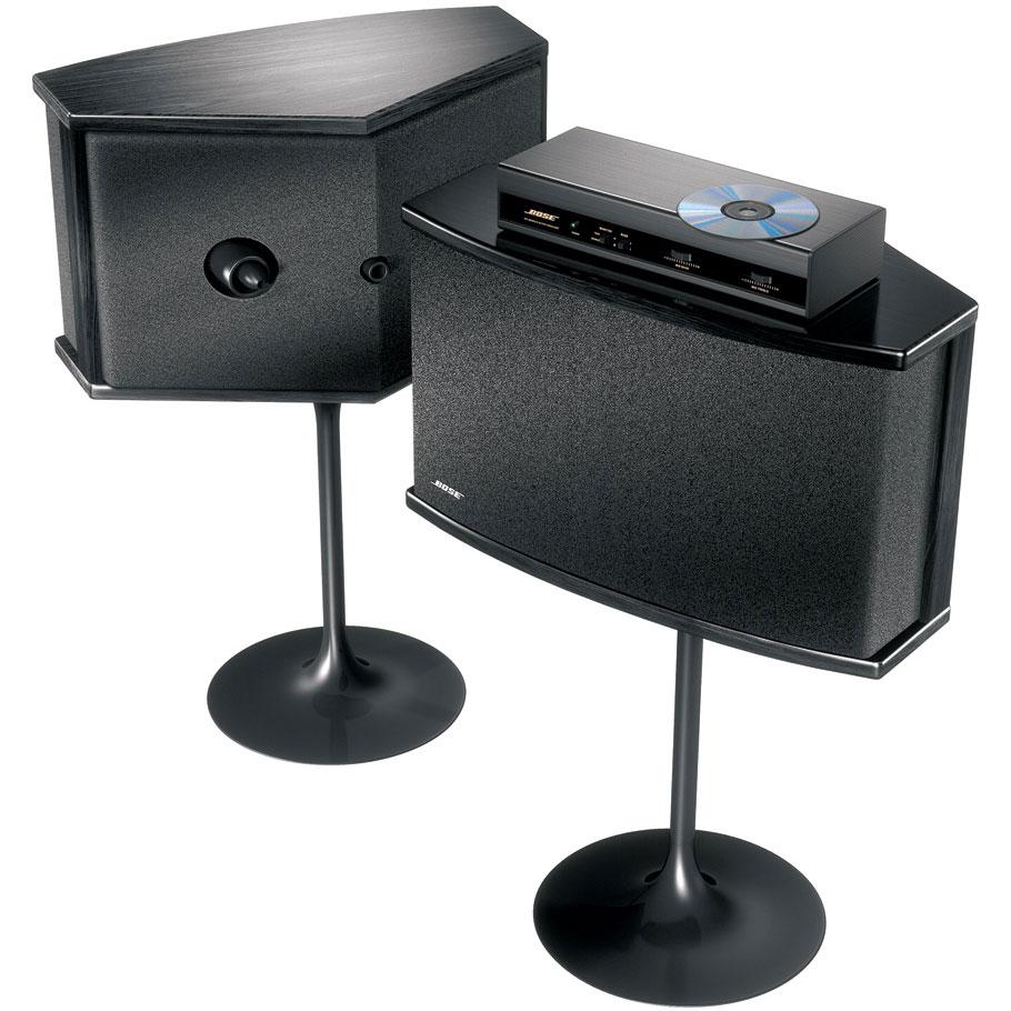 Bose 901 speaker system home stereo speakers bose speaker for Woofer speaker system