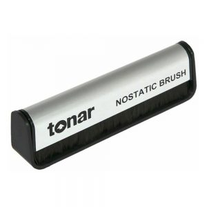 Tonar Nostatic Carbon Fibre Record Brush