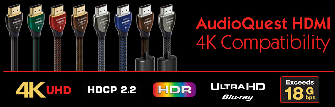 Audioquest 4k