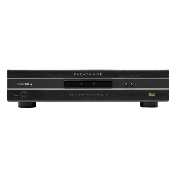 Parasound NewClassic 2125 V.2 Stereo Power Amplifier