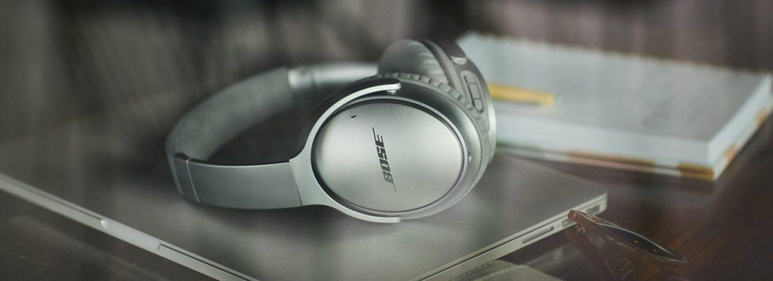 Bose Qc35 Silver