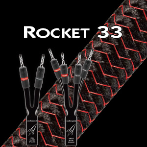 Audioquest Rocket 33