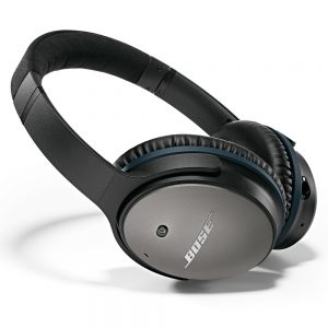 Bose QC25 Quiet Comfort Noise cancelling Headphones