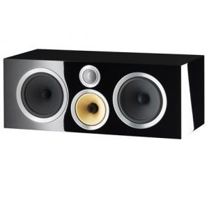 Bowers & Wilkins CM Centre 2 S2 Black Gloss