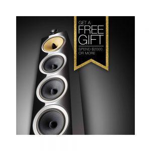 Bowers & Wilkins CM10 S2 Floorstanding Speakers