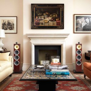 Bowers & Wilkins CM10 S2 Floorstanding Speakers
