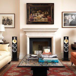 Bowers & Wilkins CM9 S2 Floorstanding Speakers