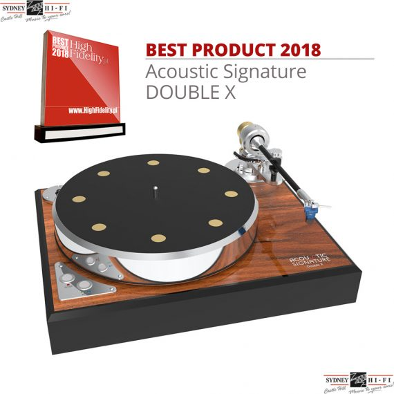 Acoustic Signature Double X