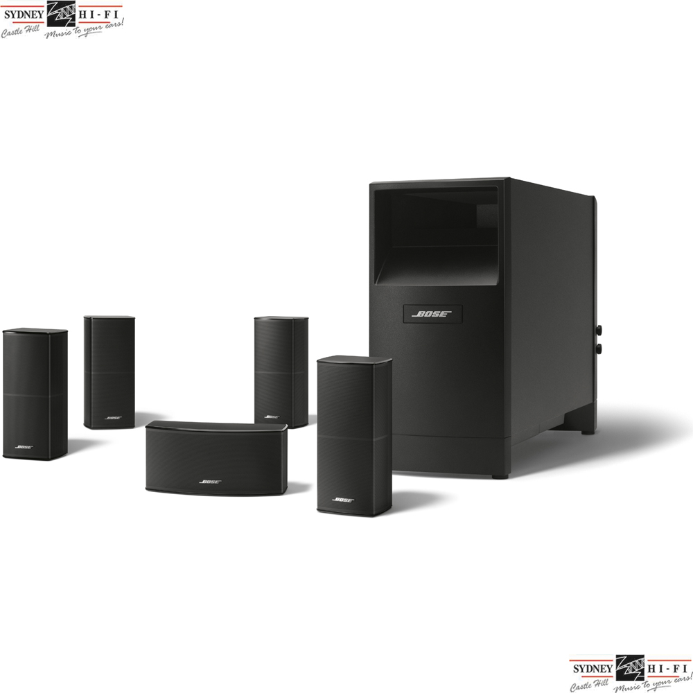 Bose Acoustimass 10 Series V home Theatre Speaker System