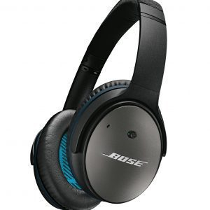 Bose QC25 Noise Cancelling Headphones in Black for Android - Samsung Galaxy