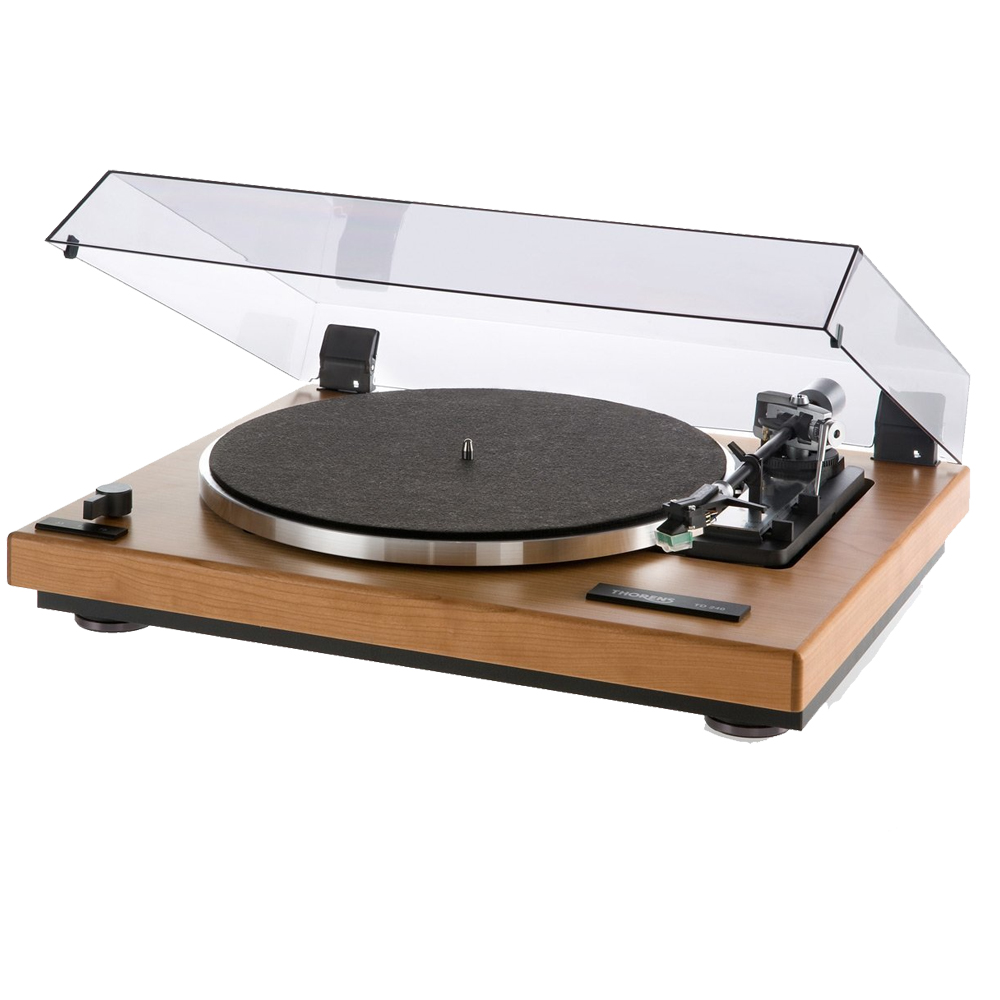 thorens td240 2 turntable sydney hifi castle hill. Black Bedroom Furniture Sets. Home Design Ideas