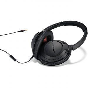 Bose Soundtrue Around Ear Headphones Black