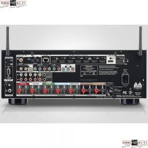 Denon AVR X2400
