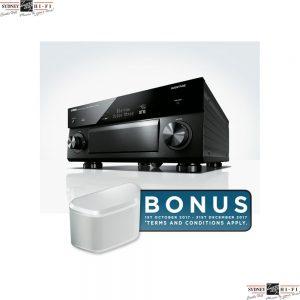 Yamaha Aventage Bonus Offer