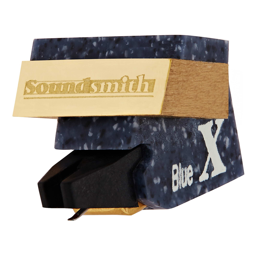 Soundsmith Irox Blue Cartridge
