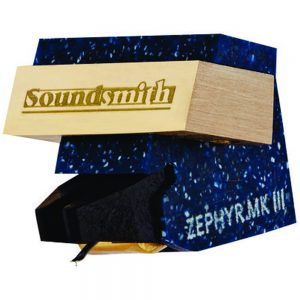 Soundsmith Zephyr MkIII Cartridge