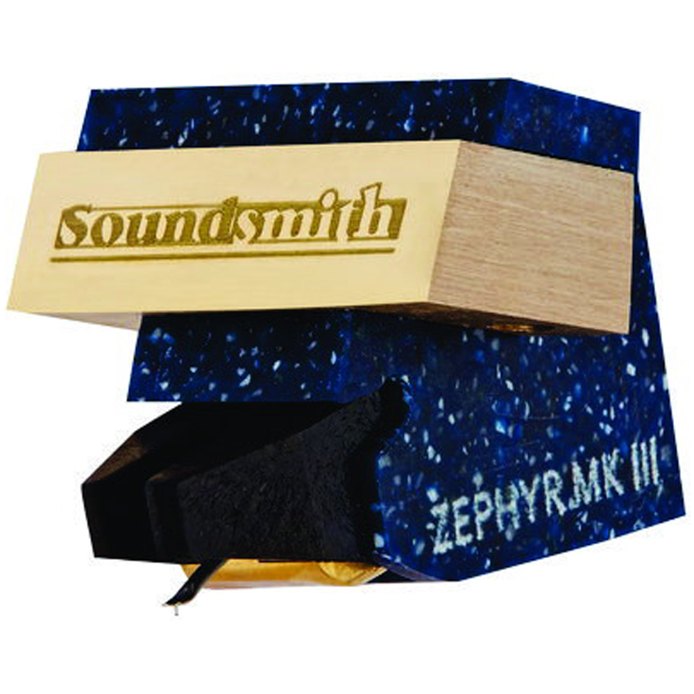 Soundsmith Zephyr MkIII Cartridge