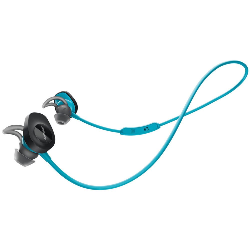 Bose SoundSport wireless headphones Aqua