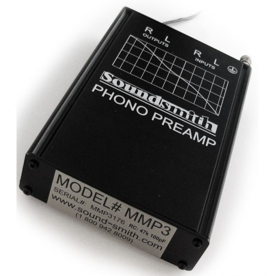 Soundsmith MMP3 Phono Preamp