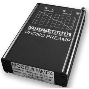 Soundsmith MMP4 Phono Preamplifier