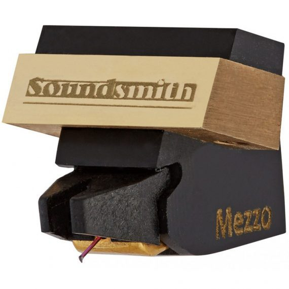 Soundsmith Mezzo Cartridge
