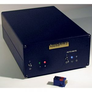 Soundsmith Strain Gauge SG-200 system black