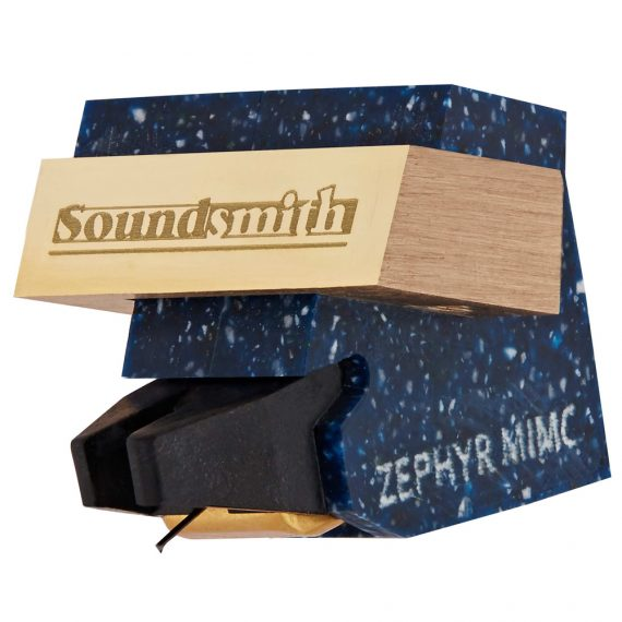 Soundsmith Zephyr MIMC Cartridge