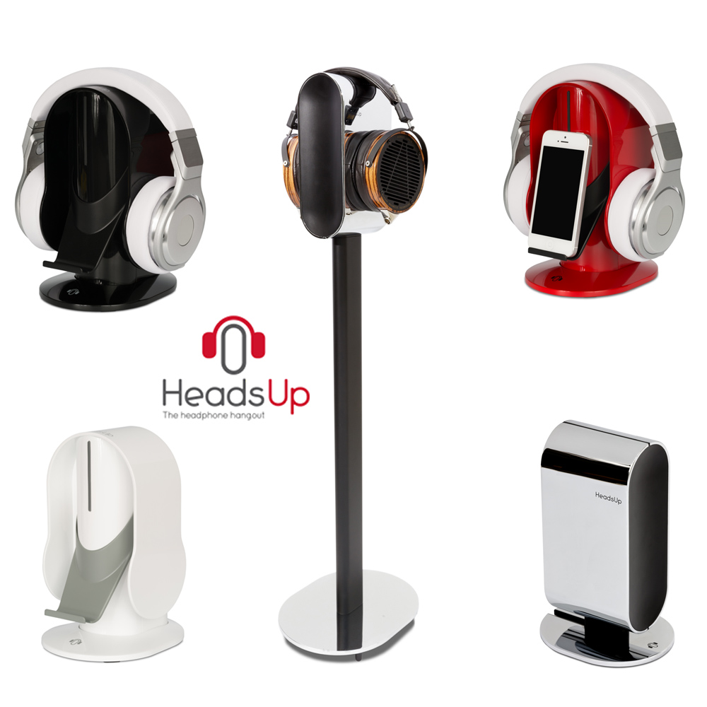 HeadsUp Headphone Stand