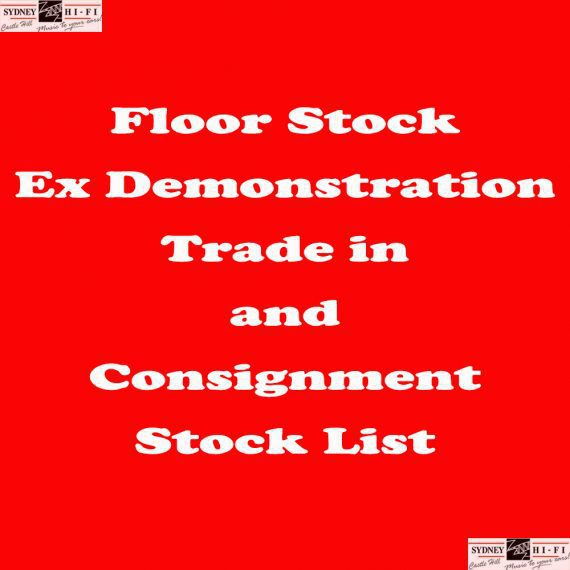 2018 USED, FLOOR STOCK AND CONSIGNMENT LIST