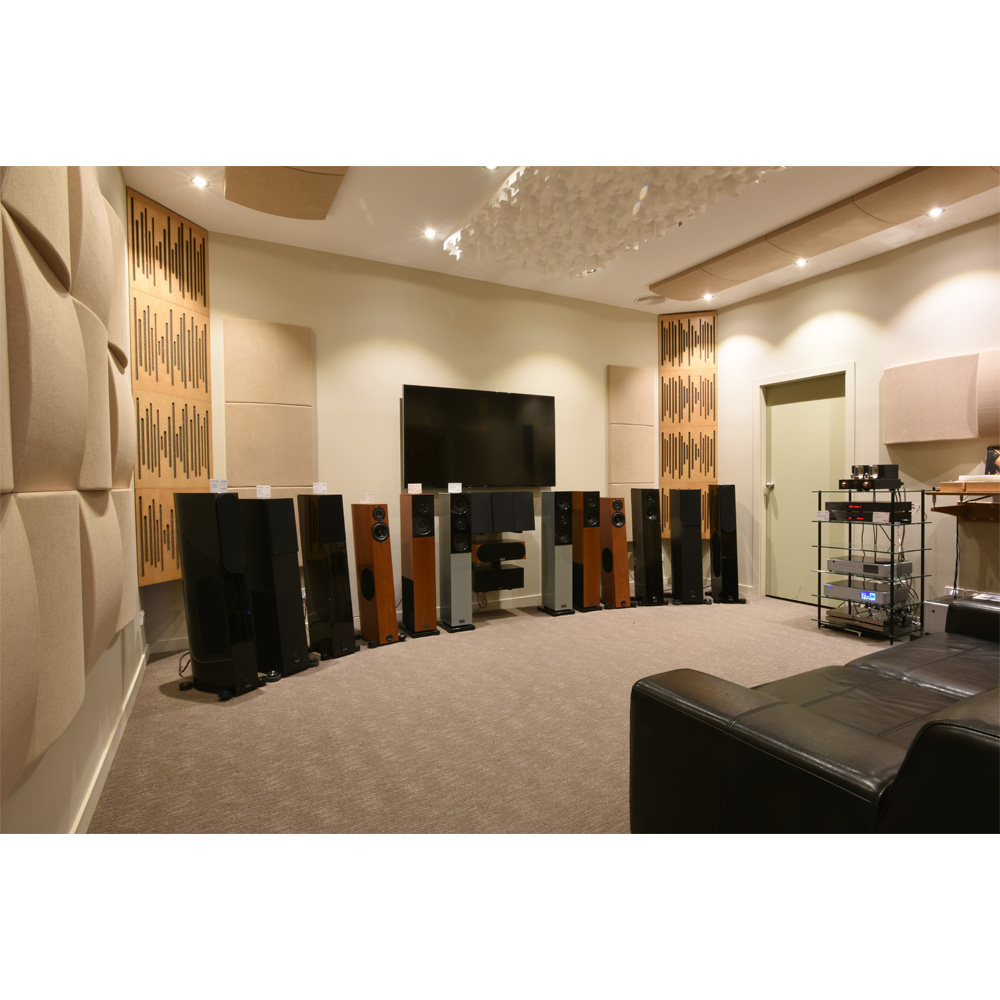 Sydney Hi-Fi Castle Hill Showroom