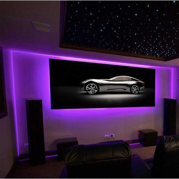 Screen Innovations 7 series Black Diamond Zero Edge Screen