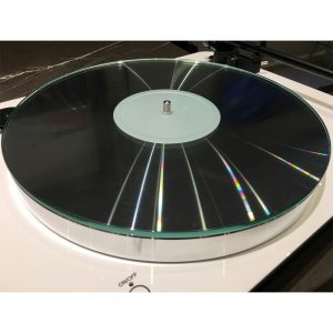 Tonar Crystal Turntable Mat