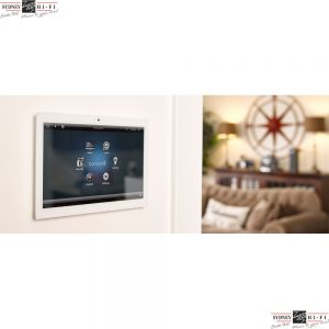 Control 4 T3 10 inch In-Wall Touch Screen