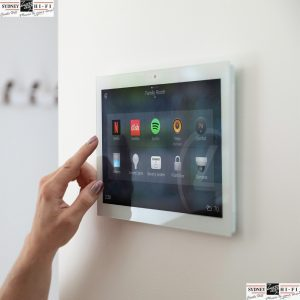 Control 4 T3 10 inch In-Wall