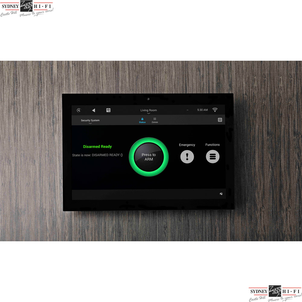 Control 4 T3 7 inch In-Wall Touch Screen