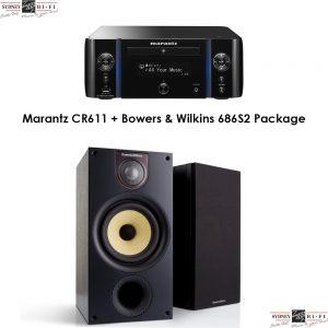 Marantz Cr611 B&W 686S2
