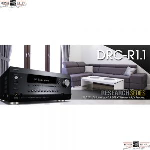 Integra DRC-R1.1