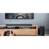 Denon DHT-S716H Soundbar on cabinet
