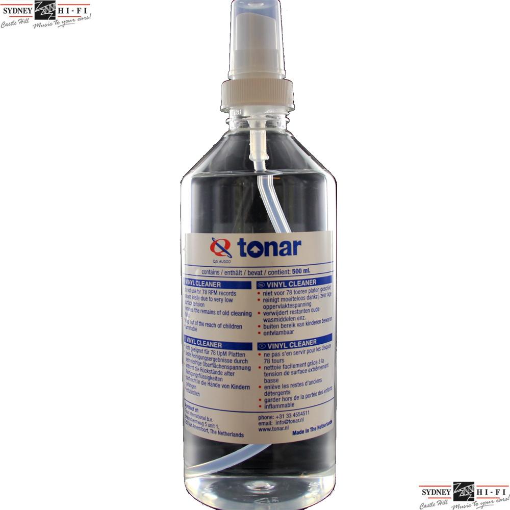 Tonar QS Record Vinyl Spray Cleaner