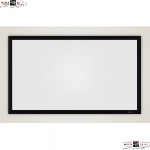 Fixed Projection Screens