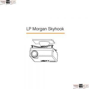 Skyhook Ceiling Mount Projector Bracket