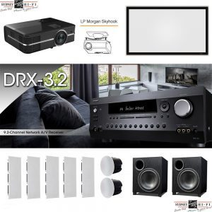 Krix 5.2.2 Atmos 4K Cinema Package