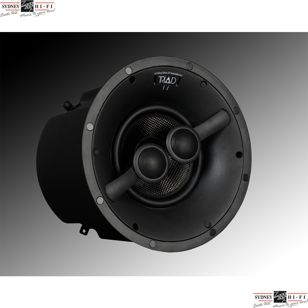 Triad Silver Dt Flush Ceiling Speaker Sydney Hi Fi