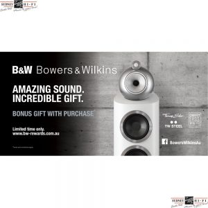 Bowers & Wilkins AMAZING SOUND INCREDIBLE GIFT