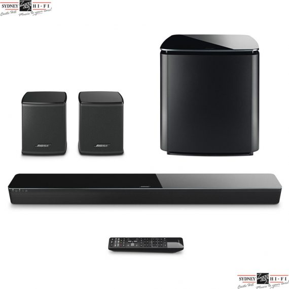 Bose® Soundtouch 300 Soundbar Cinema Bundle