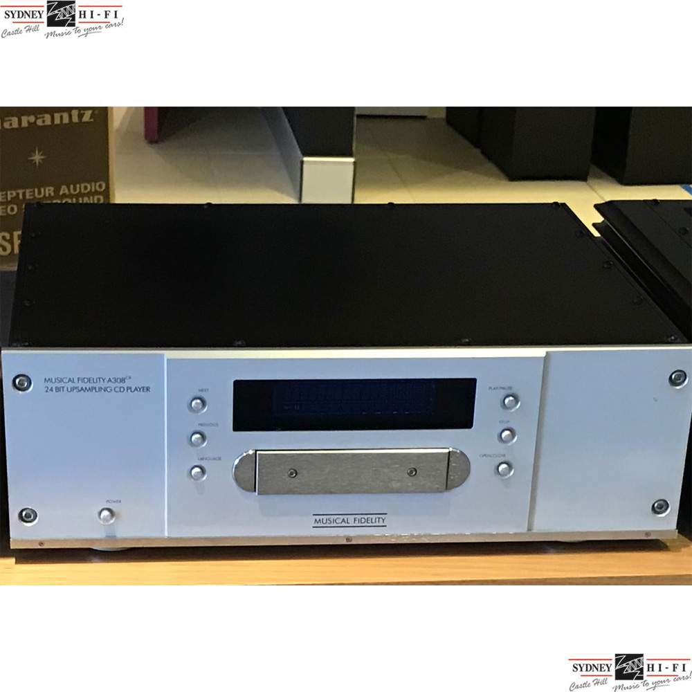 Musical Fidelity A308CR CD Player