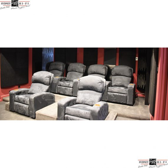 TopForm Theatre Chairs