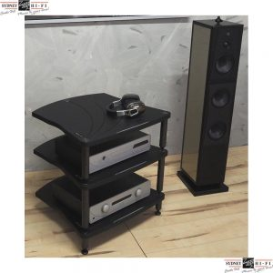 Bassocontinuo Lyra 2.1 ISOSTATIC AUDIO RACK