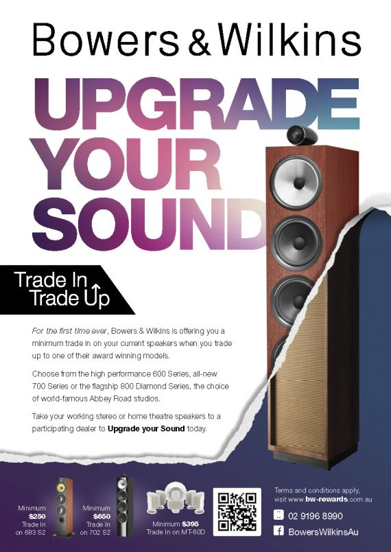 Bowers & Wilkins Trade In Trade Up