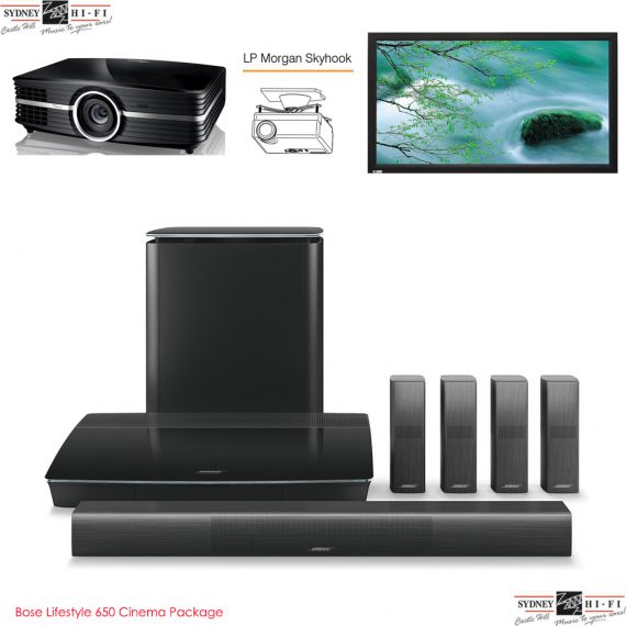 Bose Lifestyle 650 Cinema Package